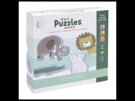 Spiele-Puzzles