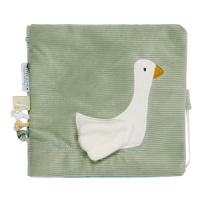 Stoffbuch mit Aktivitäten Little Goose